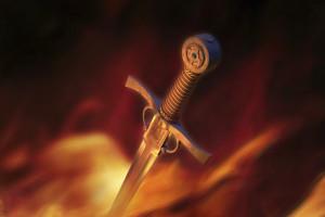 As the Sword, So the Christian