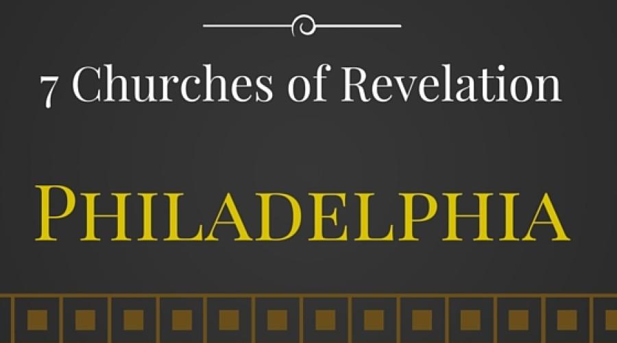 Revelation: Philadelphia