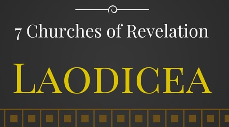 Revelation: Laodicea